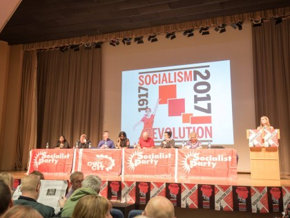 Refugee Rights Campaign meeting Socialism 2017