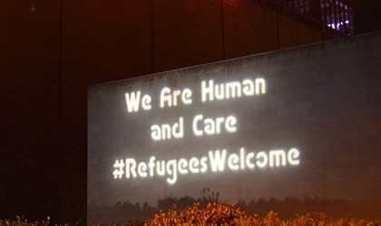 [Cardiff News plus] Refugees Rights Campaign in Cardiff
