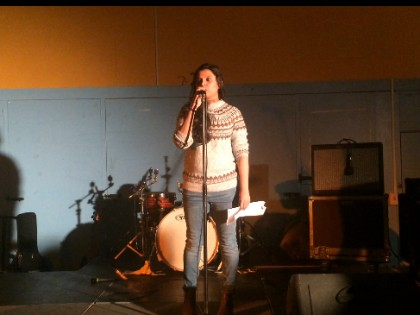 Enjoyable and successful Cardiff Refugee Rights gig