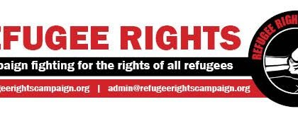 Unite the union: Affiliated to the Refugee Rights campaign
